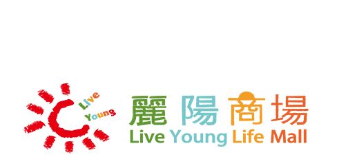 麗陽商場logo