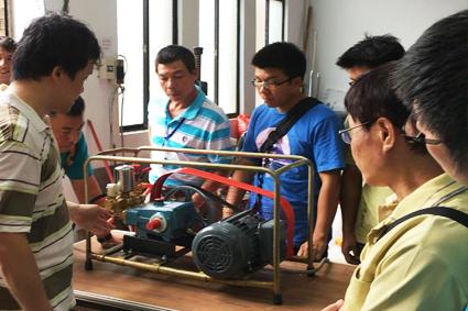 農藥施藥器械操作實習2