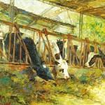 示範經營─乳牛