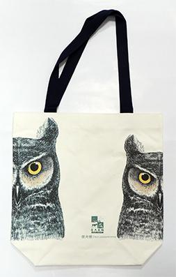 領角鴞環保袋